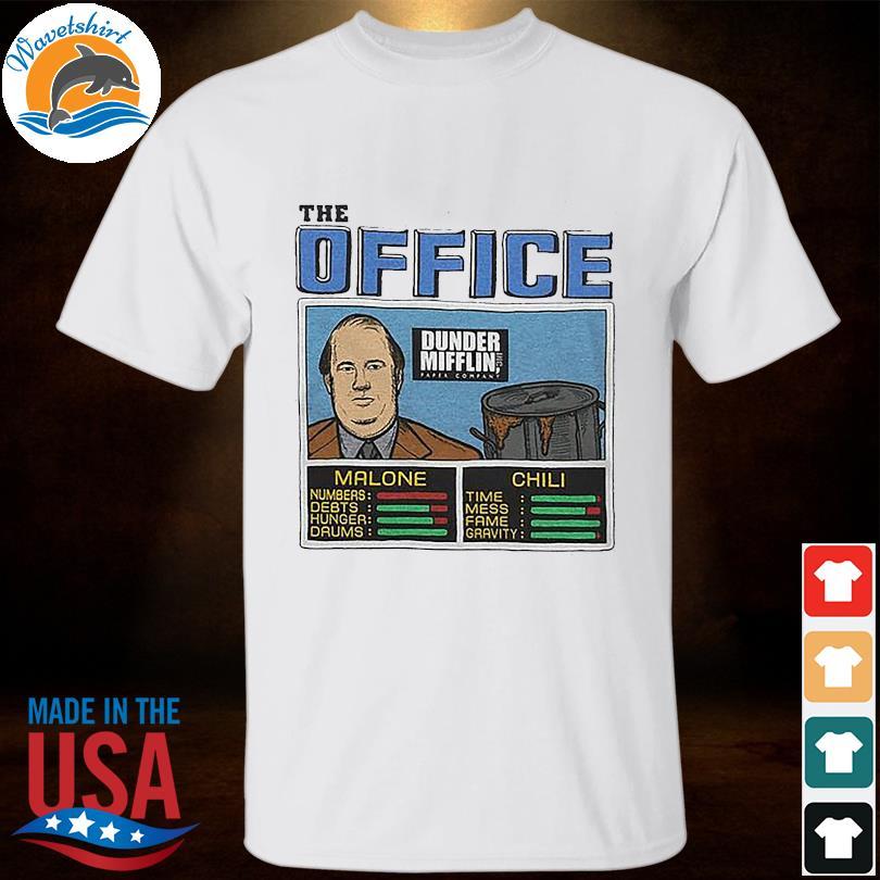 Official The Office Dunder Mifflin shirt