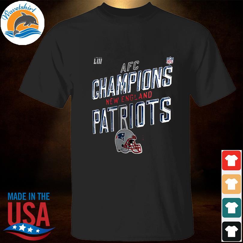 AFC Champions New England Patriots est 1960 shirt
