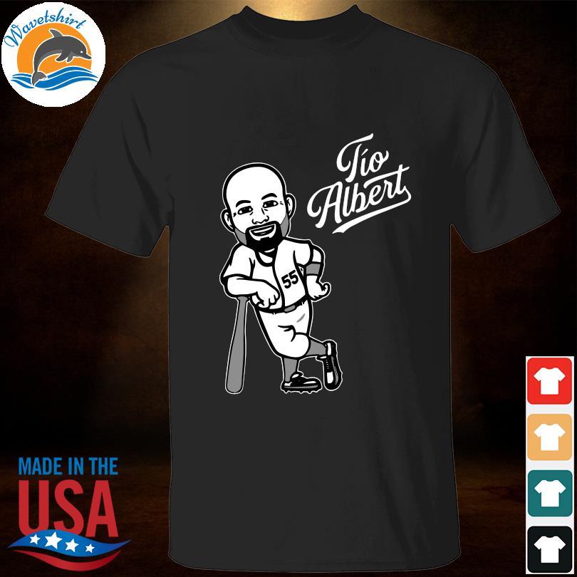 Funny Tio albert shirt