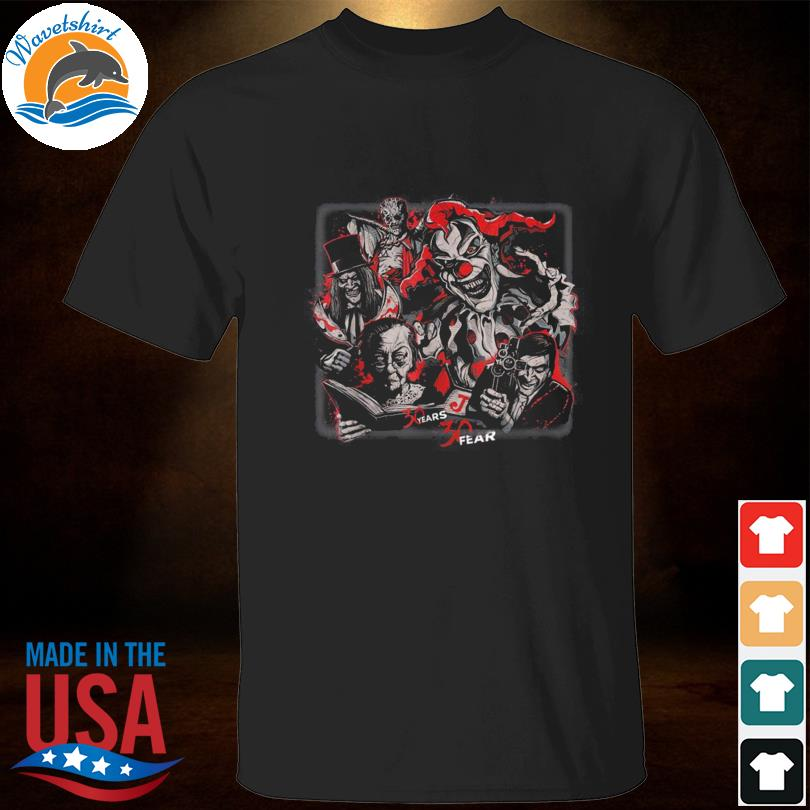 I'm Back Universal Orlando Halloween Horror Nights 2021 Shirt