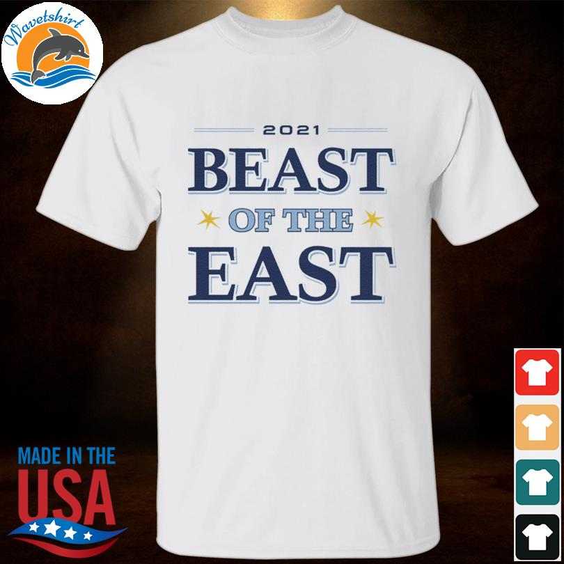 Official Beast of the East Tampa Bay Baseball Shirt